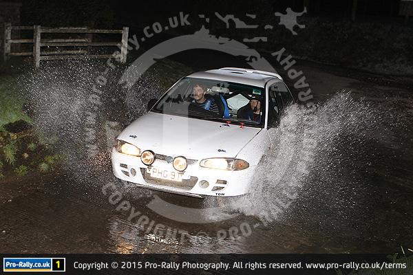 2015 Primrose Trophy Rally