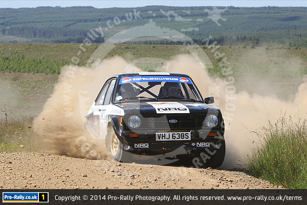 2014 Carlisle Stages Rally