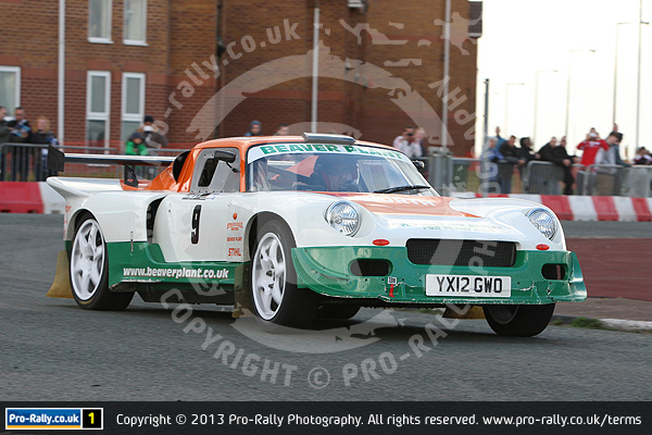 2013 Promenade Stages Rally
