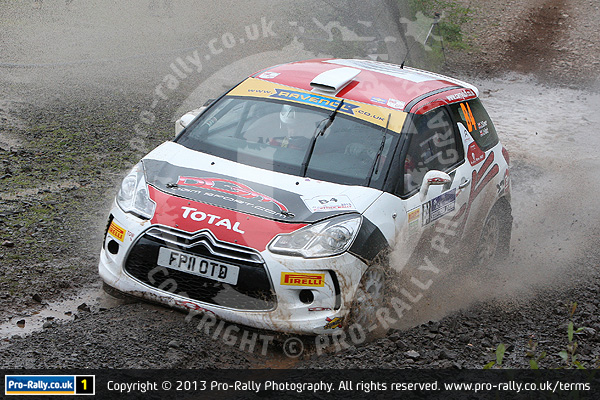 2013 RSAC Scottish MSA BRC Rally