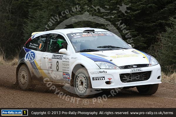 2013 Malcolm Wilson Rally