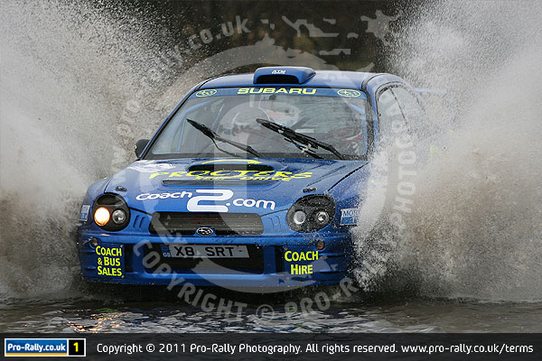 2011 North West Stages (Cars 0-50)