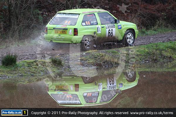 2011 Roger Albert Clark Clubmans Rally