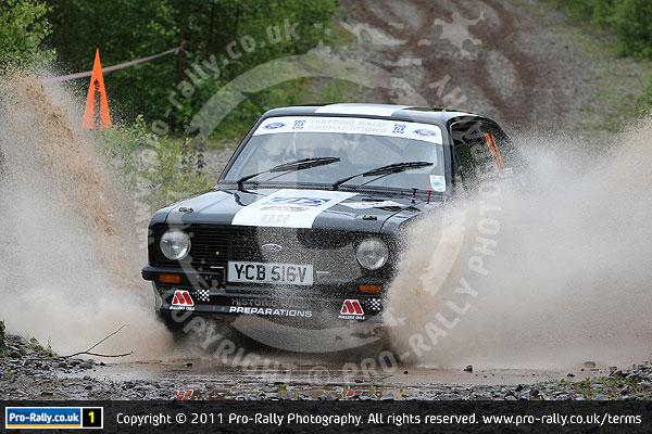 2011 RSAC Scottish Historic Rally