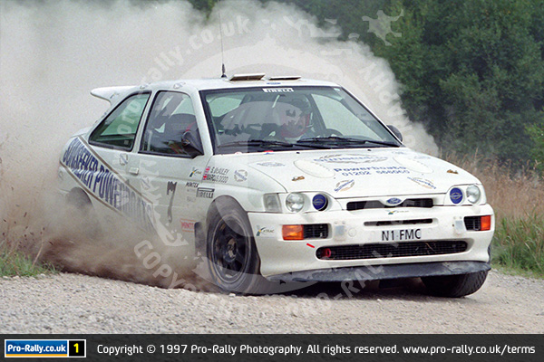 1997 Silva Stages Rally