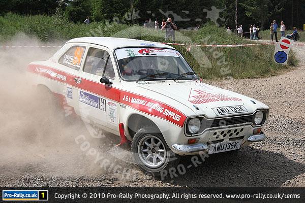 2010 RSAC Scottish Historic Rally