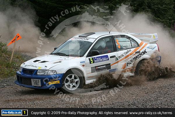 2009 RSAC Scottish Rally