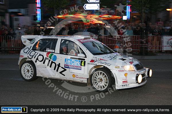 2009 Jim Clark International Rally