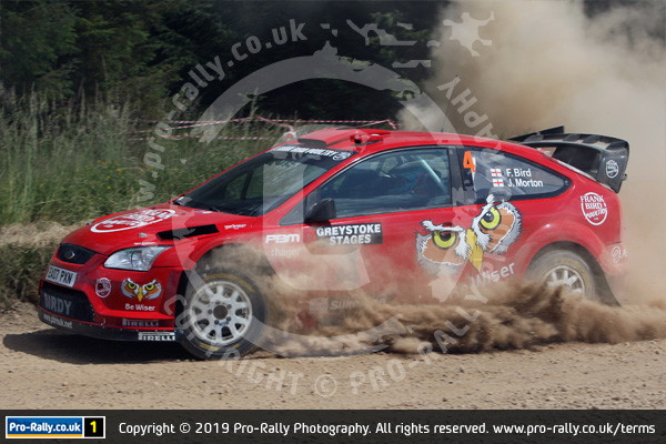 2019 Greystoke Stages Rally