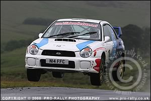 2008 Tyneside Stages Rally