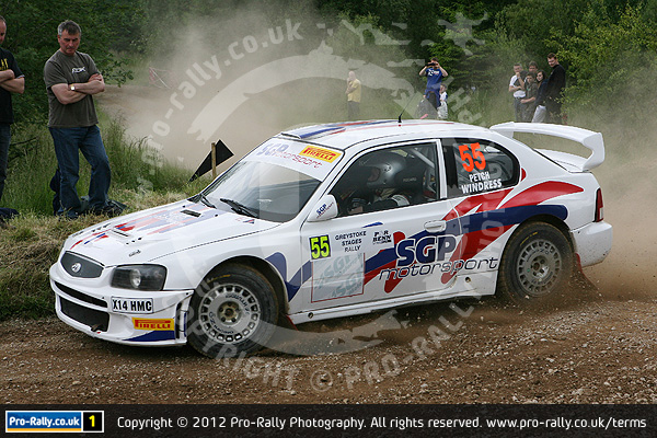 2012 Greystoke Stages