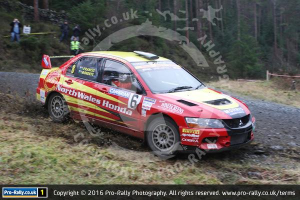 2016 Cambrian Rally