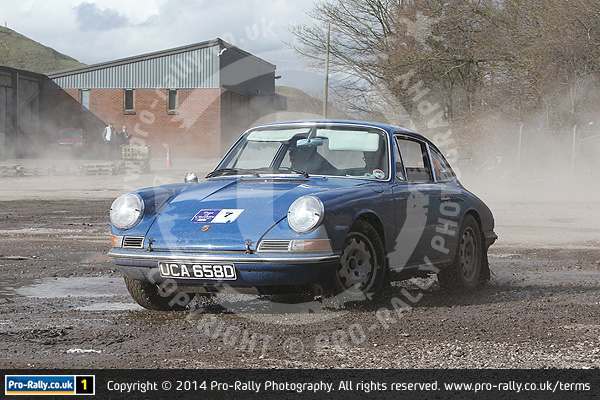 2014 Tour of Cheshire Historic Rally