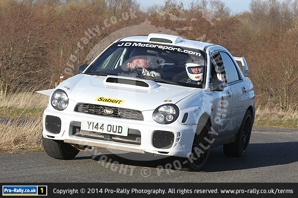 2014 SMC Stages Rally