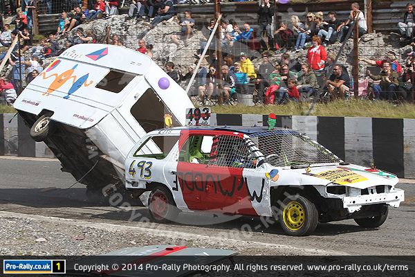 2014 Warton Stock Car Club Caravan Meeting