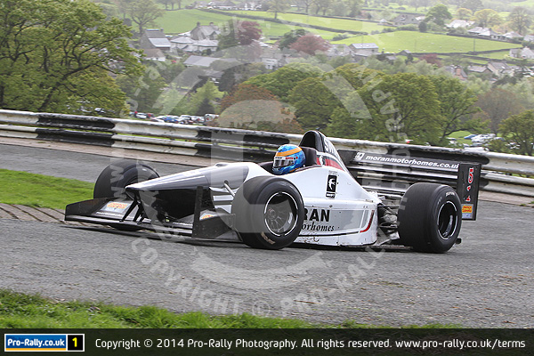 2014 Barbon Speed Hillclimb (May)