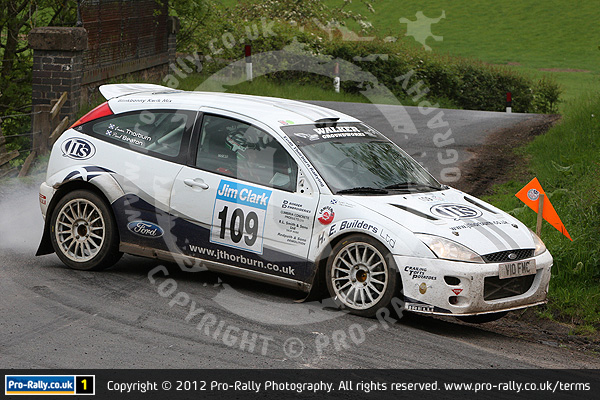 2012 Jim Clark National Rally