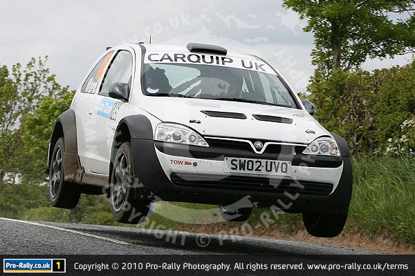 2010 Jim Clark Challenge Rally