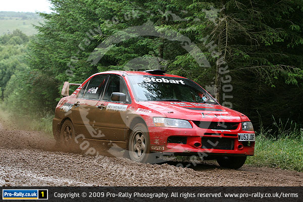 2009 Greystoke Stages