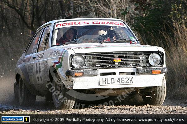 2009 Roger Albert Clark Open Rally