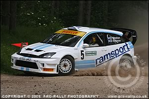 2008 Dukeries Rally