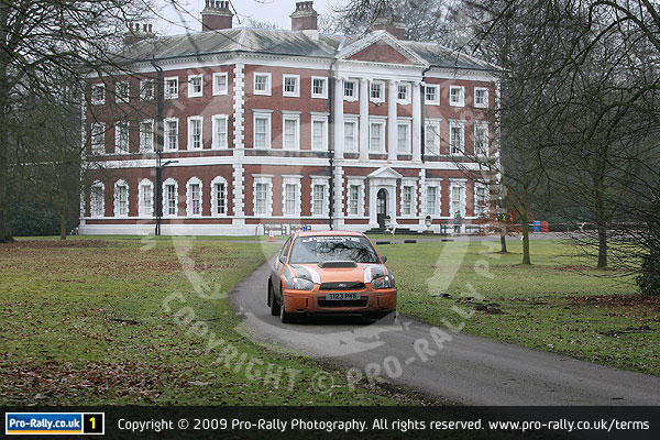 2010 North West Stages (Cars 1-50)