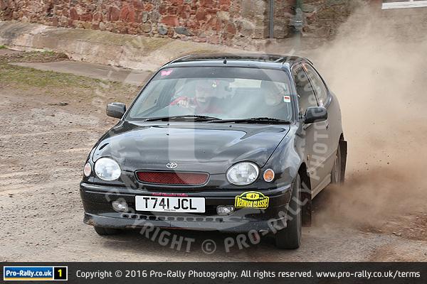 2016 Berwick Targa Rally
