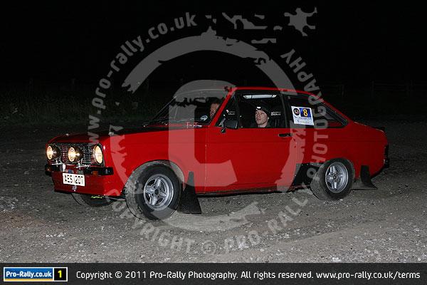 2011 Clitheronian Rally