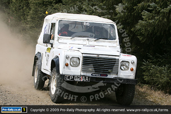 2010 Pirelli Land Rover Rally