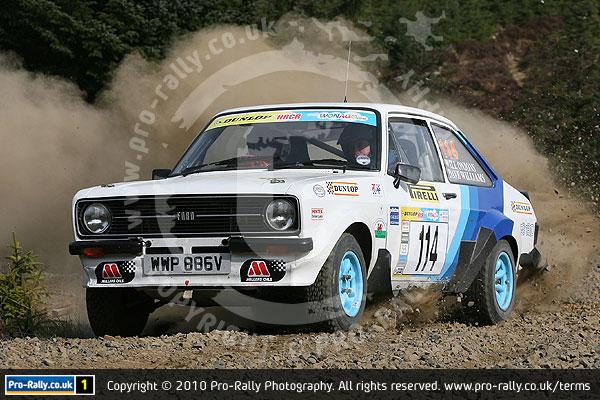 2010 Pirelli Historic Rally