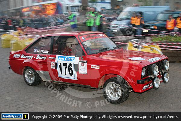 2009 Jim Clark Challenge Rally