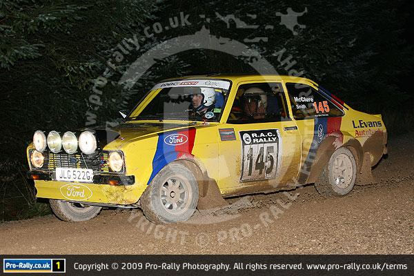 2009 Greystoke Rally Challenge