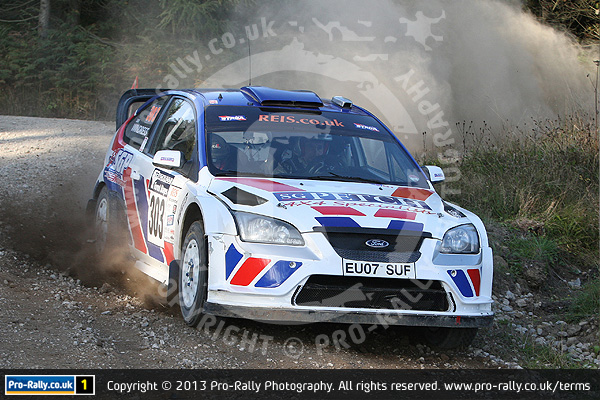 2013 Trackrod Forest Stages