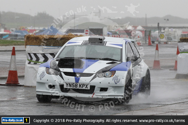 2018 Promenade Stages Rally