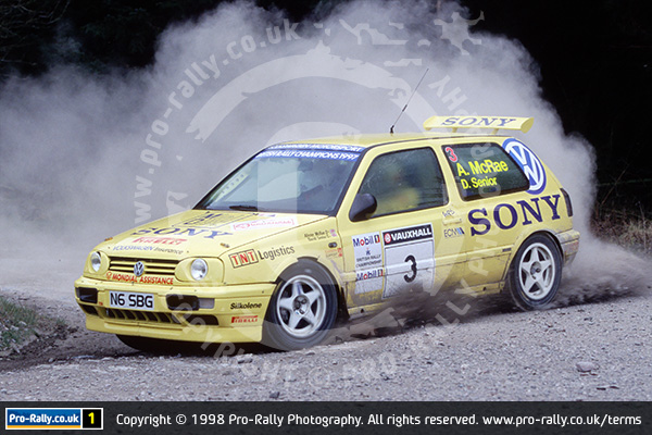 1998 Vauxhall Rally of Wales