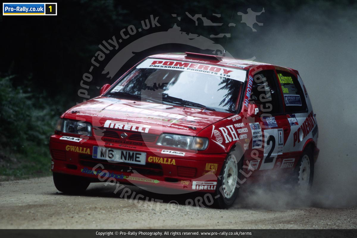 1999 Dukeries Rally Photos