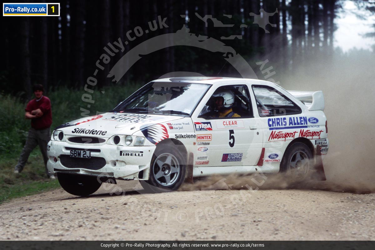 1999 Dukeries Rally