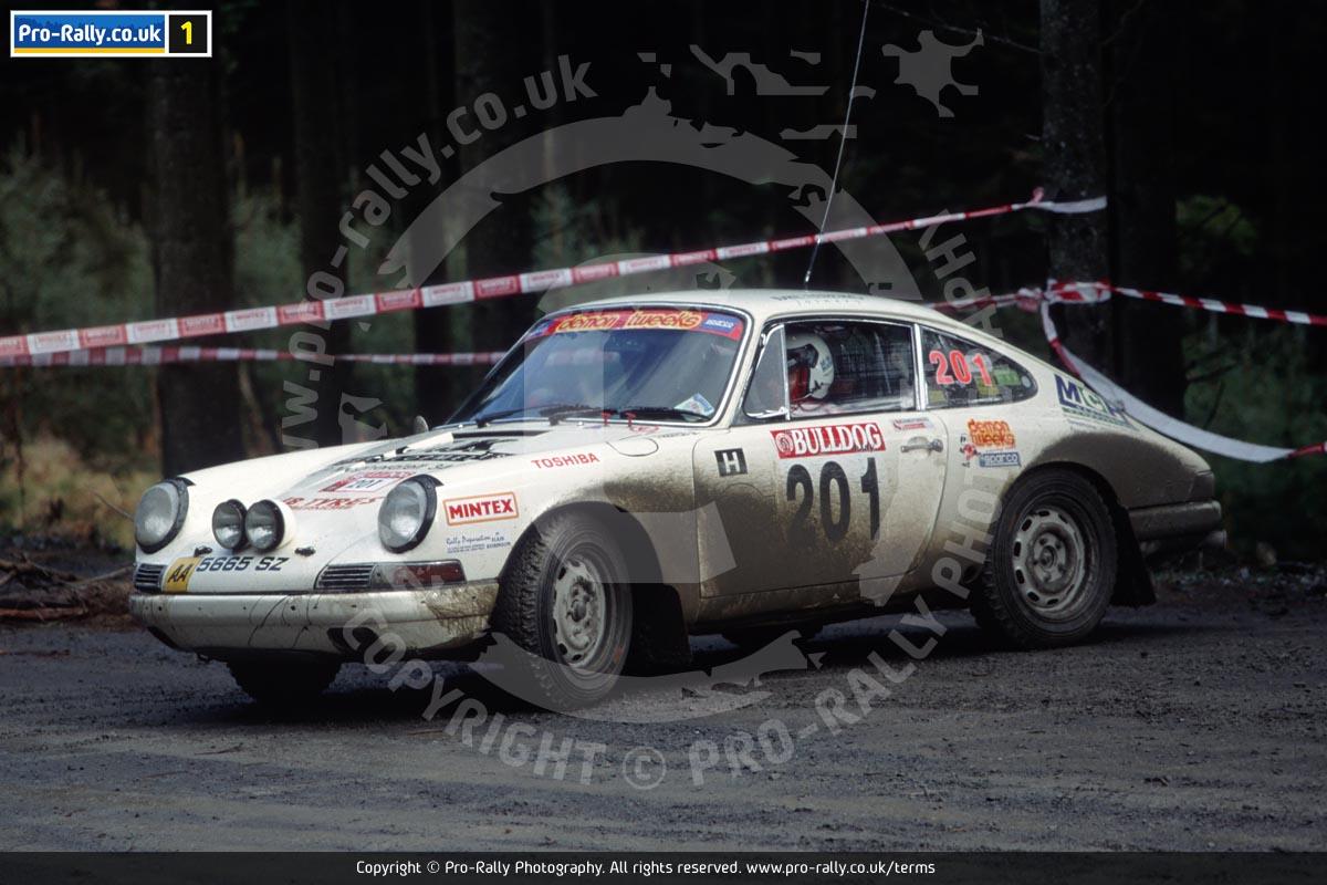 1999 Meirion Rally