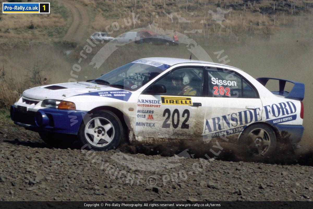1999 Pirelli Trophy Rally