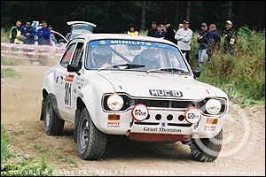 2002 Trackrod Historic Rally