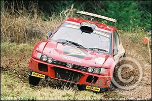 2003 Wyedean Forest Rally