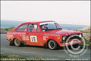 2002 Glyn Memorial Trophy Stages