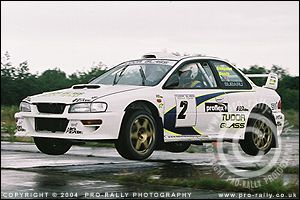 2004 Weeton Camp Stages