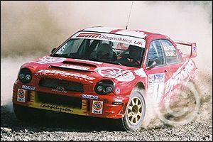 2004 RSAC Scottish Rally