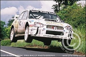 2004 Jim Clark International Rally