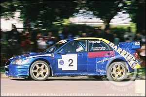 2004 Speyside Stages