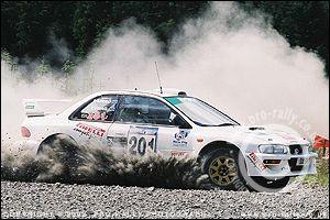 2003 RSAC Scottish National Rally