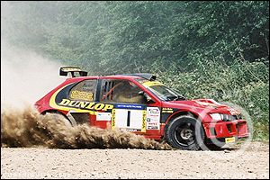 2003 Dukeries Rally