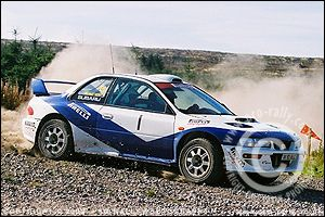 2003 Hamsterley Forest Stages