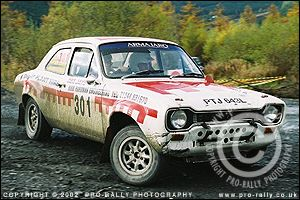 2003 Cambrian Classic Rally